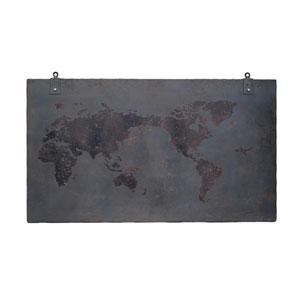 Steel World Wall Décor