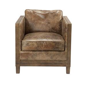 Darlington Light Brown Club Chair
