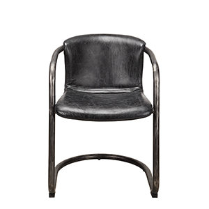 Freeman Dining Chair Antique Black-Set Of Two