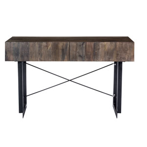 Tiburon Grey Console Table