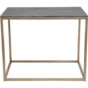 Studio Side Table Brass