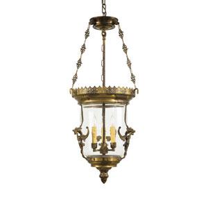 Vintage Gargoyle Lantern