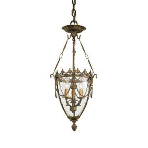 Vintage Rope Lantern Pendant