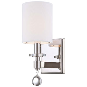 Chadbourne Polished Nickel Wall Sconce