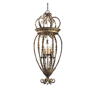 Metropolitan Open Lantern Pendant - Padova Finish