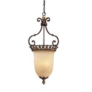Zaragoza Three-Light Urn Pendant