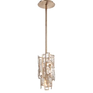 Bel Mondo Luxor Gold Three-Light Mini Pendant