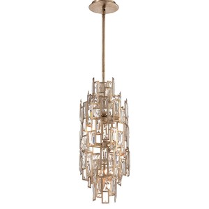 Bel Mondo Luxor Gold Seven-Light Foyer Pendant