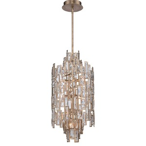 Bel Mondo Luxor Gold 10-Light Foyer Pendant