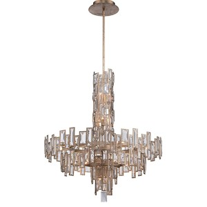 Bel Mondo Luxor Gold 18-Light Chandelier