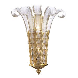 Metropolitan French Gold Wall Sconce