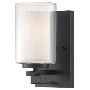 Parson Studio Sand Coal One-Light Bath Vanity