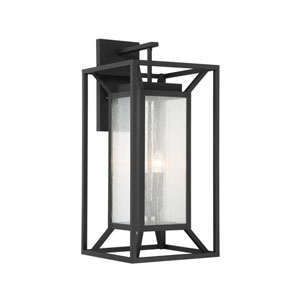 Harbor View Sand Coal Four-Light Outdoor Wall Mount