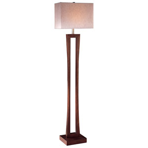 Metropolitan Cherry Floor Lamp
