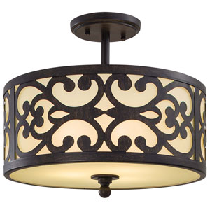 Nanti Semi-Flush Ceiling Light