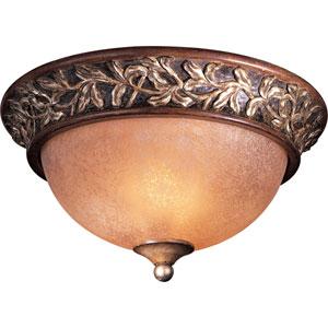 Salon Grand Flush Ceiling Light