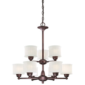 1730 Series Two Tier Chandelier