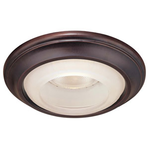 Lathan Bronze 6-Inch Recessed Trim