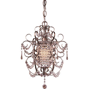 Westport Silver Lantern Pendant