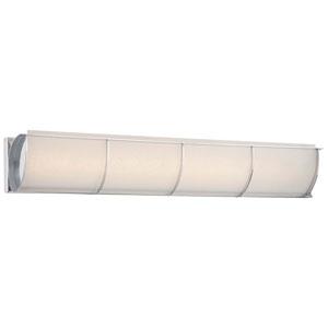 Arlington Brooke Chrome 32.5-Inch One-Light LED Bath Fixture