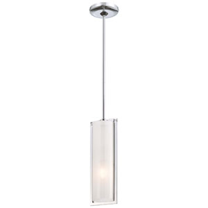Clarte Chrome Mini Pendant