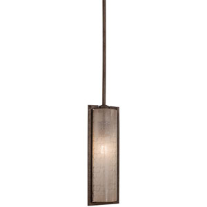 Clarte Patina Iron One-Light Mini Pendant