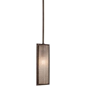 Clarte Patina Iron One-Light Mini Pendant