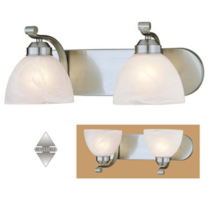 Paradox Two-Light Bath Fixture