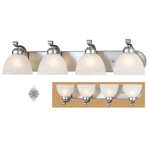 Paradox Four-Light Bath Fixture