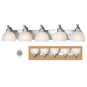 Paradox Five-Light Bath Fixture