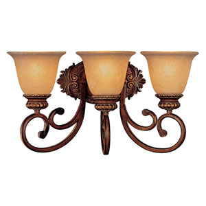 Belcaro Three-Light Wall Sconce