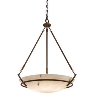 Calavera Hanging Bowl Pendant