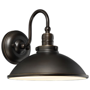 Baytree Lane Oil Rubbed Bronze LED One-Light Outdoor Wall Sconce