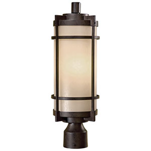 Mirador Exterior Fluorescent Outdoor Post Light