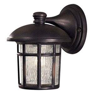 Cranston Heritage One-Light Outdoor Wall Mount