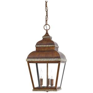 Mossoro Outdoor Hanging Lantern