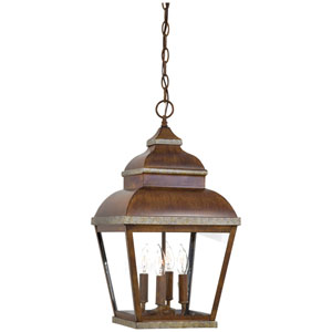 Mossoro Large Outdoor Hanging Lantern