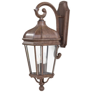 Harrison Three-Light Outdoor Wall Mount