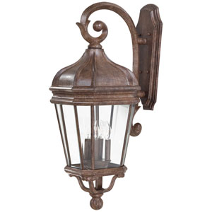 Harrison Large Outdoor Wall-Mounted Lantern
