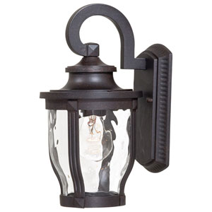 Merrimack Corona Bronze One-Light Outdoor Wall Mount