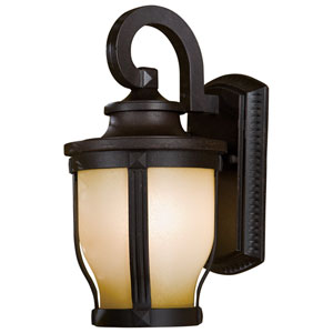 Merrimack Fluorescent Small Outdoor Wall Mount