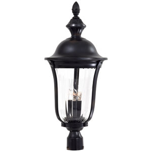 Morgan Park Outdoor Post Mounted Lantern