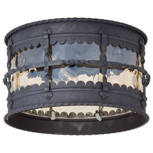 Mallorca Flush Mount Ceiling Light