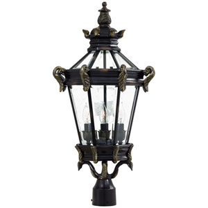 Stratford Hall Post Top Outdoor Light