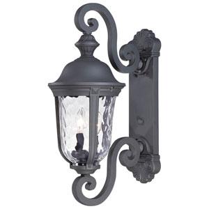 Ardmore Black Two-Light Wall Lantern