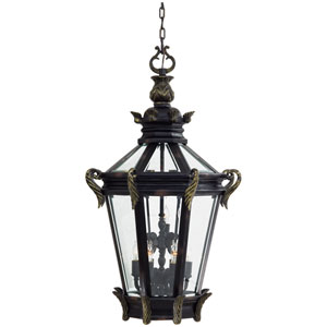 Stratford Hall Exterior Large Pendant