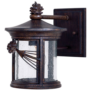 Abbey Lane Small Outdoor Wall-Mounted Lantern