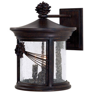 Abbey Lane Outdoor Wall-Mounted Lantern