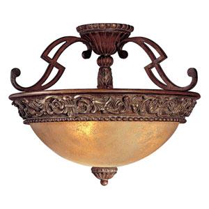 Belcaro Semi Flush Ceiling Light