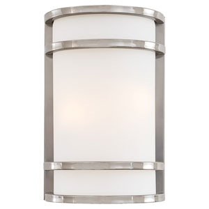 Bay View Large Fluorescent Outdoor Wall Light